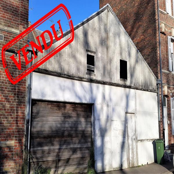 Offres de vente Garage Amiens 80000