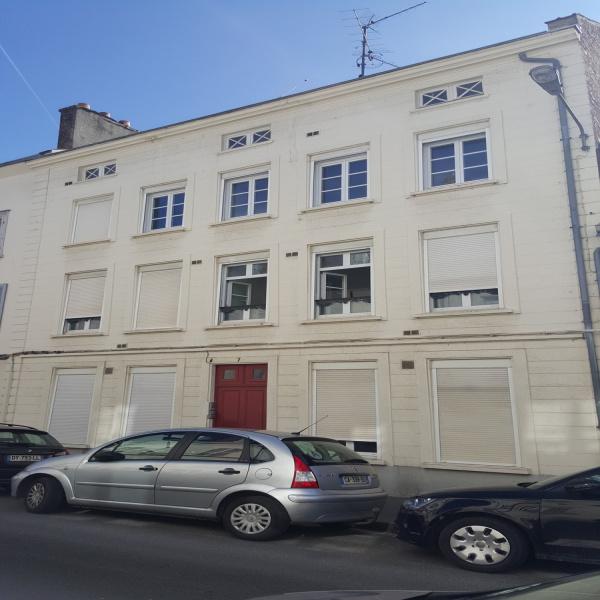 Offres de location Appartement Amiens 80000